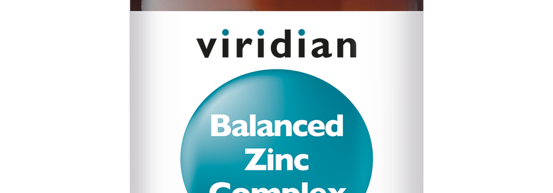 Balanced Zinc Complex 30 plantaardige capsules