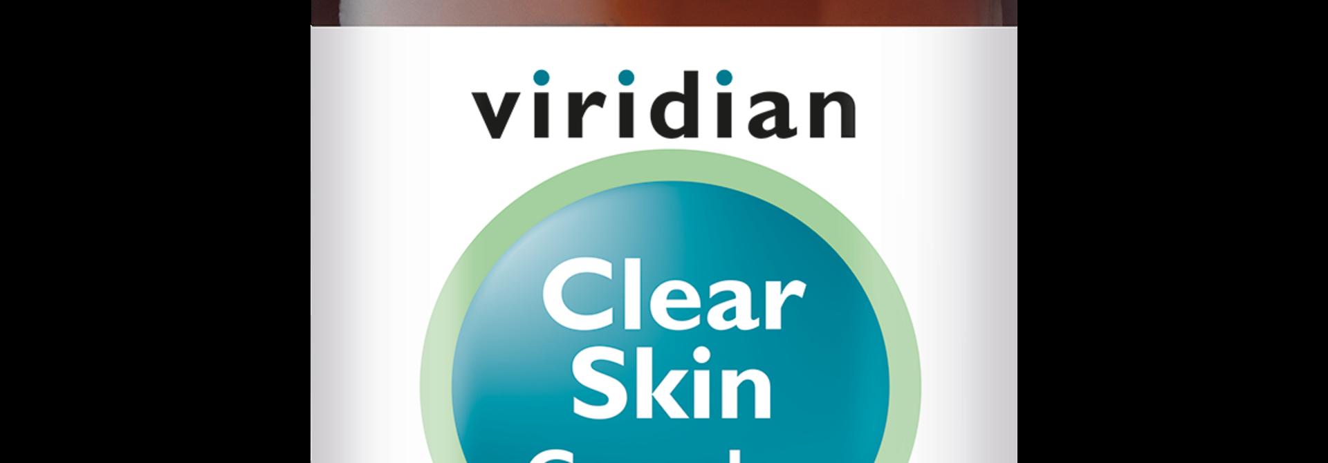 Clear Skin Complex 60 plantaardige capsules