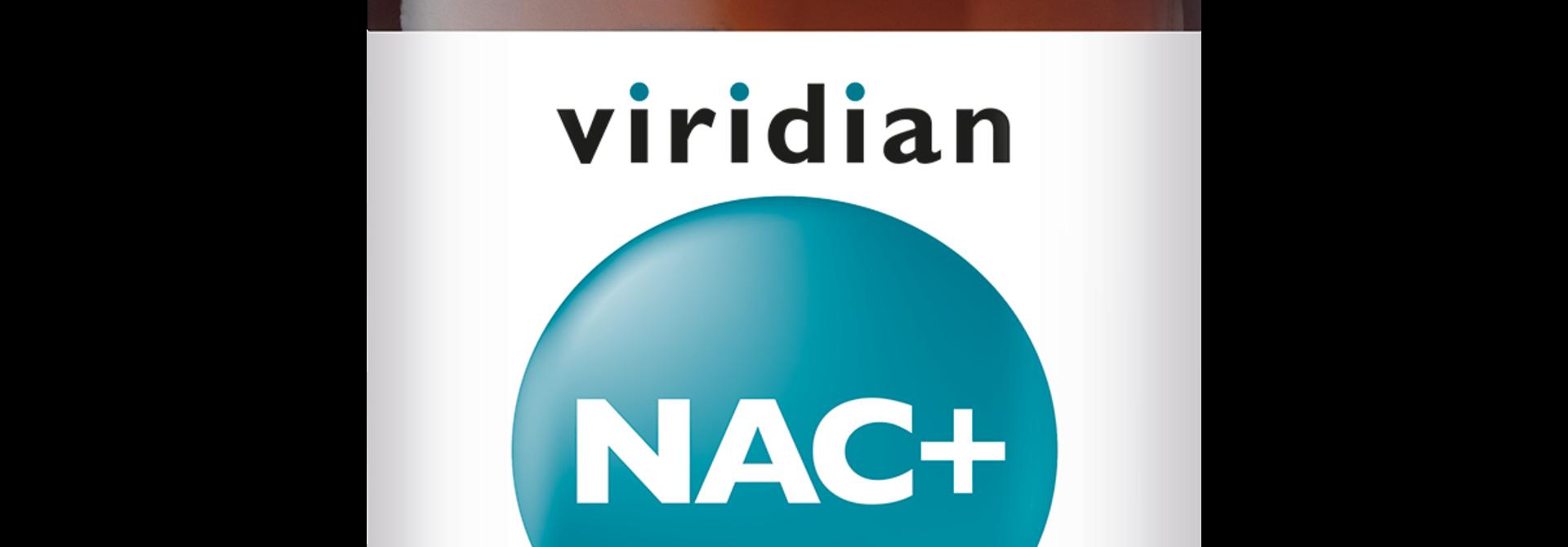 NAC+ 60 plantaardige capsules