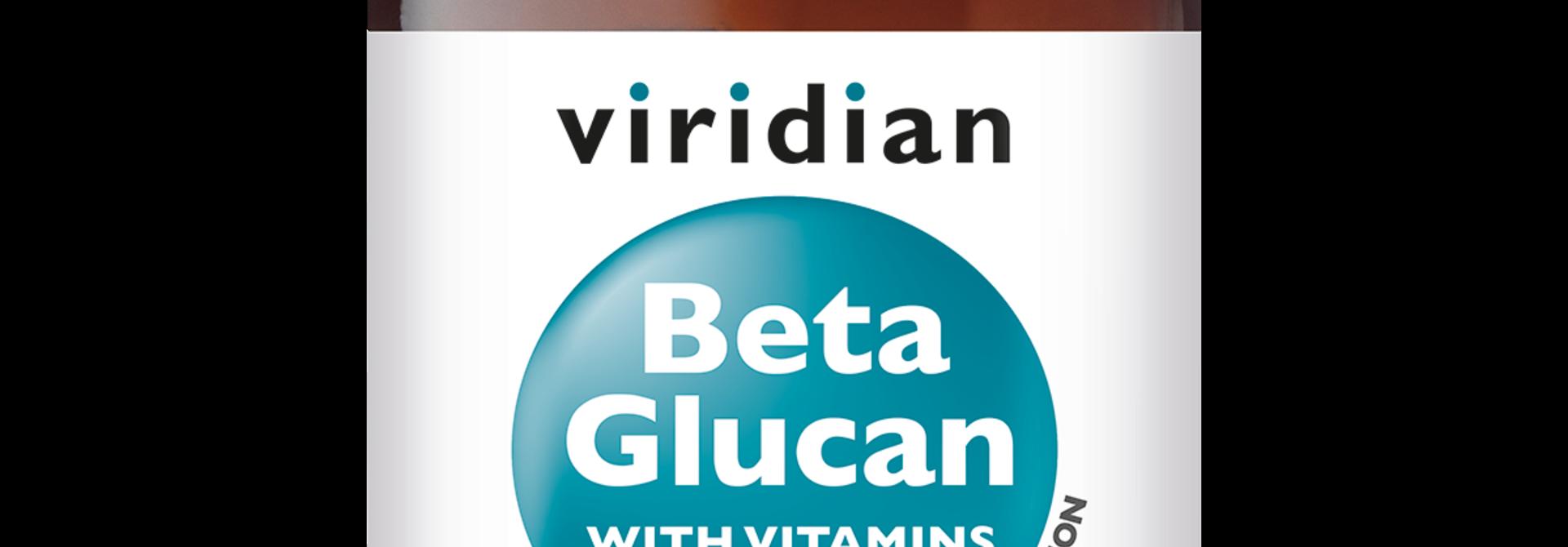 Beta Glucan 30 plantaardige capsules