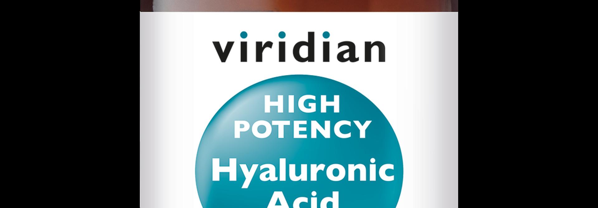 Hyaluronic Acid 200 mg 30 plantaardige capsules