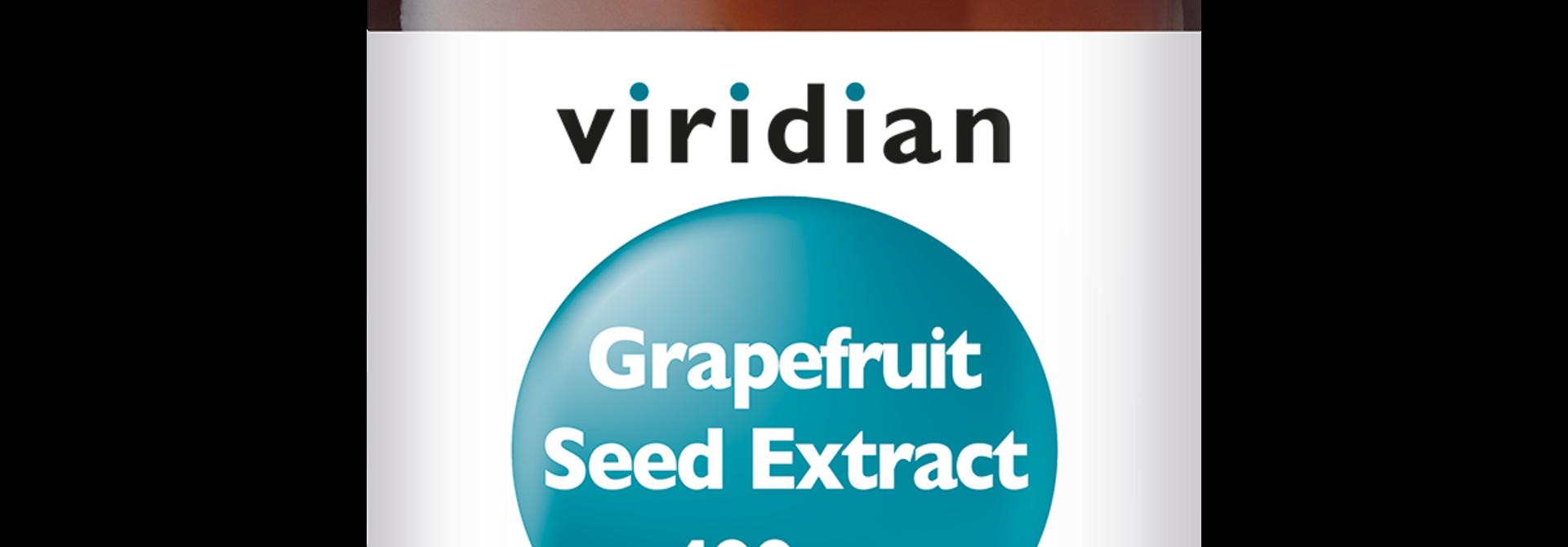 Grapefruit Seed Extract 400 mg 90 plantaardige capsules