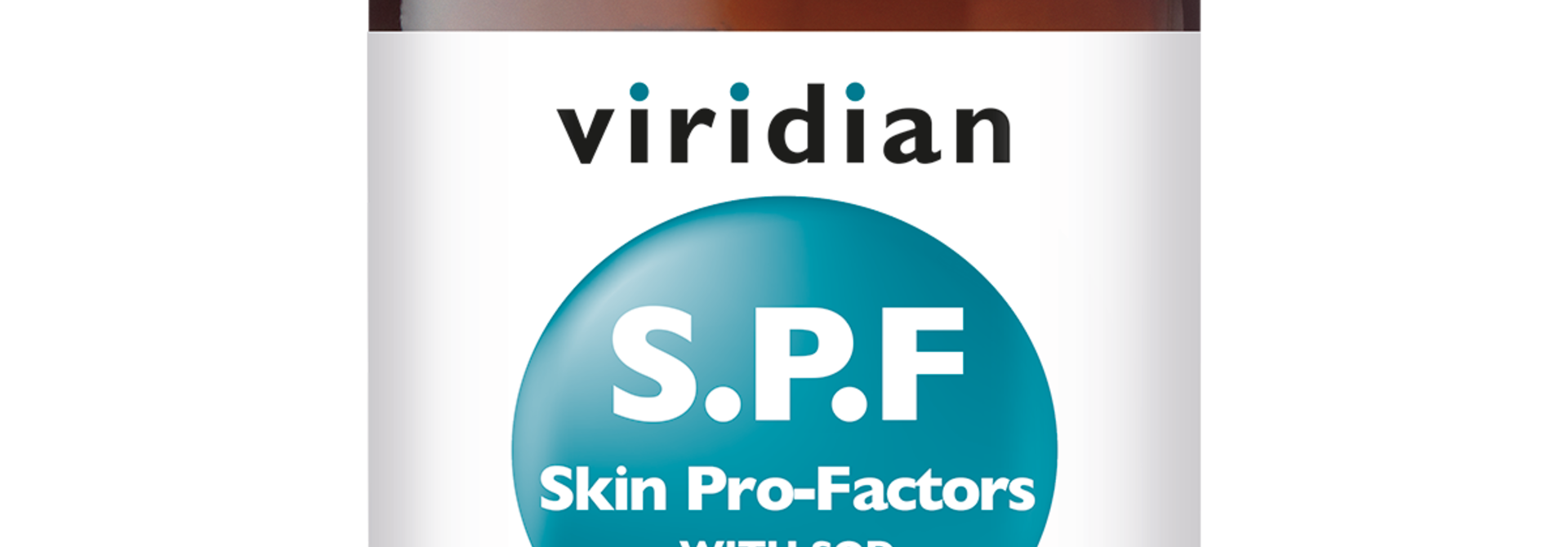 S.P.F. Skin Pro-Factors 30 plantaardige capsules