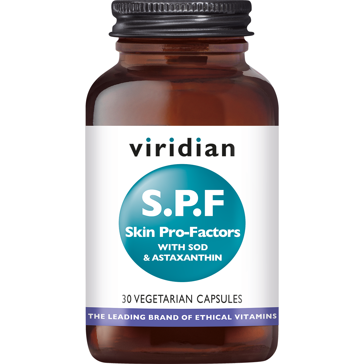 S.P.F. Skin Pro-Factors 30 plantaardige capsules-1