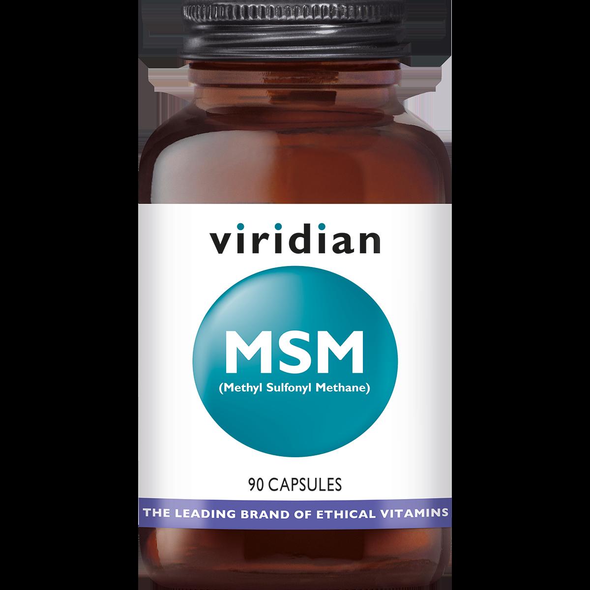 MSM 90 plantaardige capsules-1