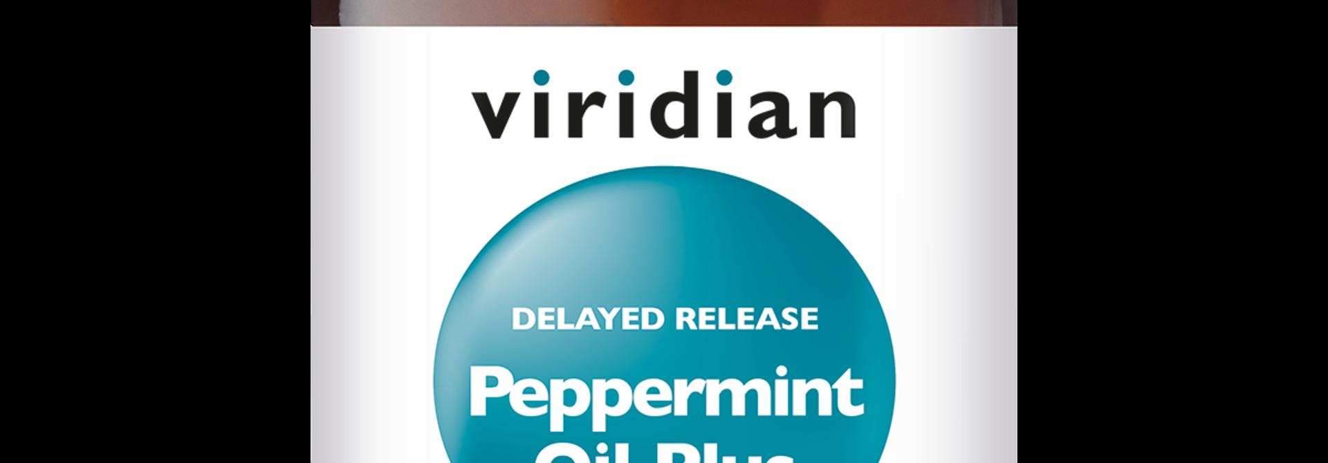 Peppermint Oil Plus 30 plantaardige capsules