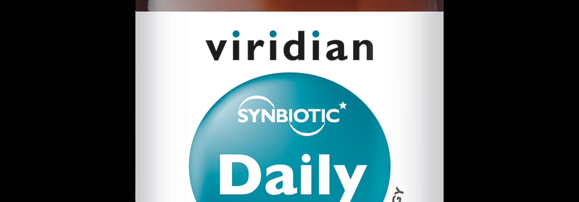 Synerbio Daily 90 plantaardige capsules