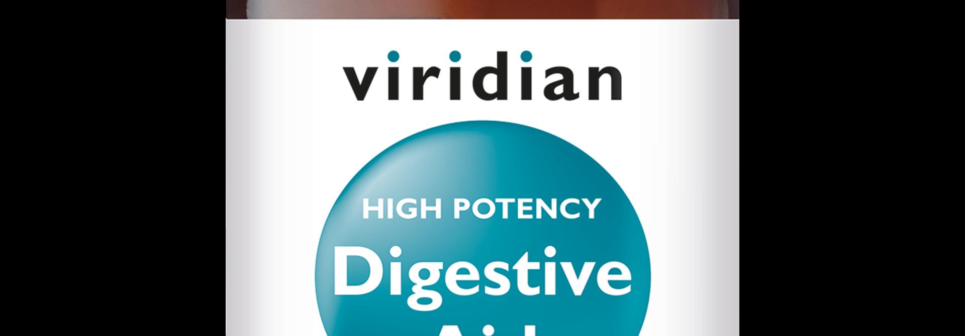 High Potency Digestive Aid 30 plantaardige capsules