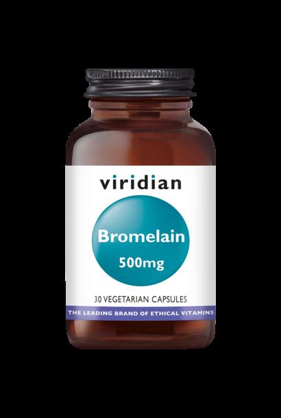 Bromelain 500 mg 90 plantaardige capsules