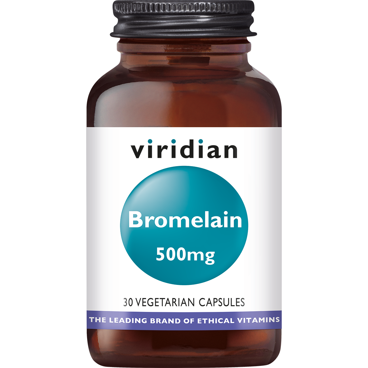 Bromelain 500 mg 90 plantaardige capsules-1