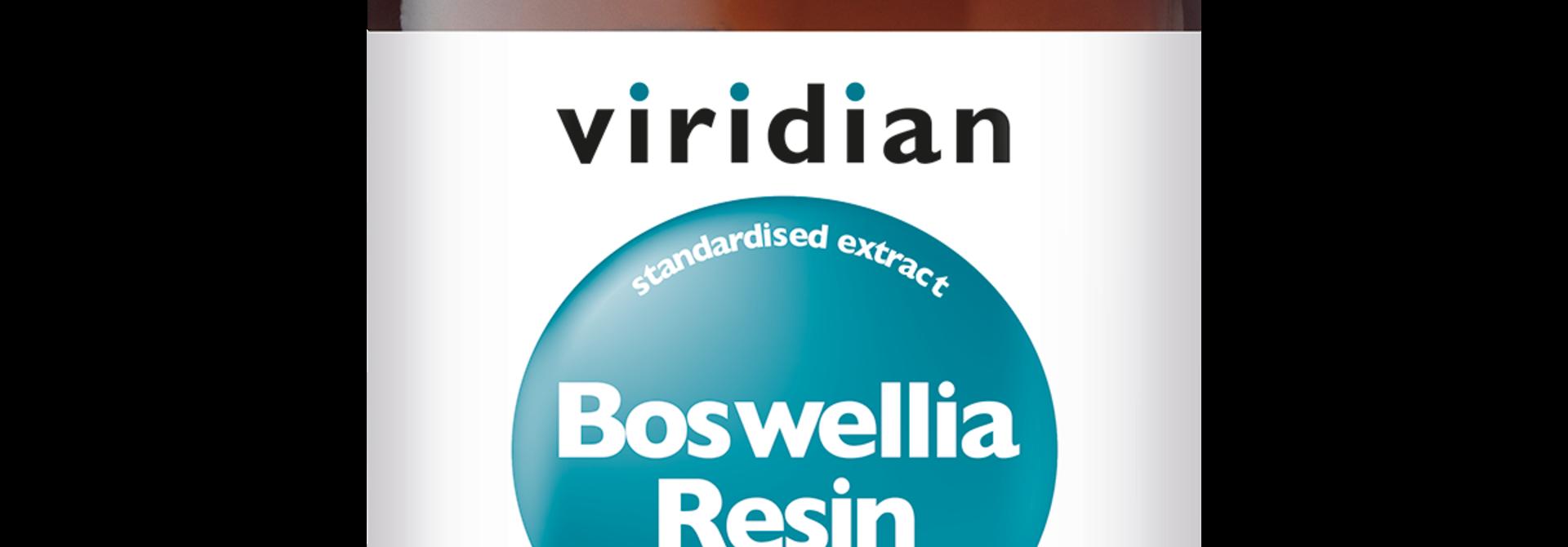 Boswellia Resin Extract 90 plantaardige capsules
