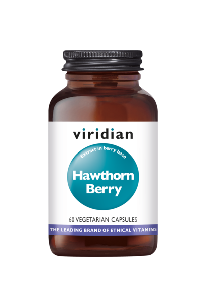Hawthorn Berry Extract 60 plantaardige capsules