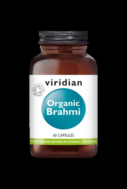Organic Brahmi 60 plantaardige capsules