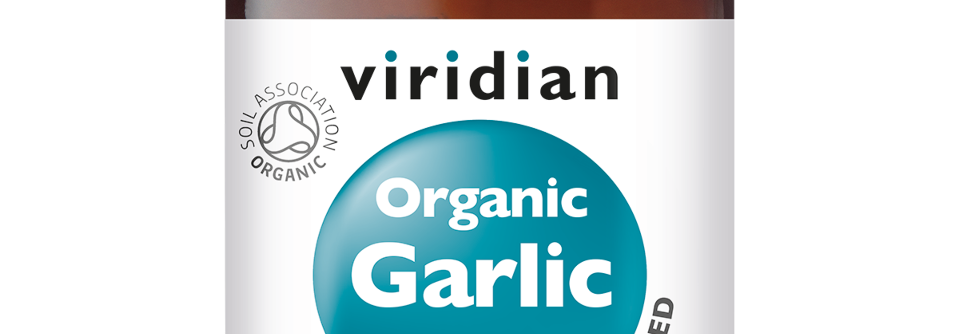 Organic Garlic 30 plantaardige capsules