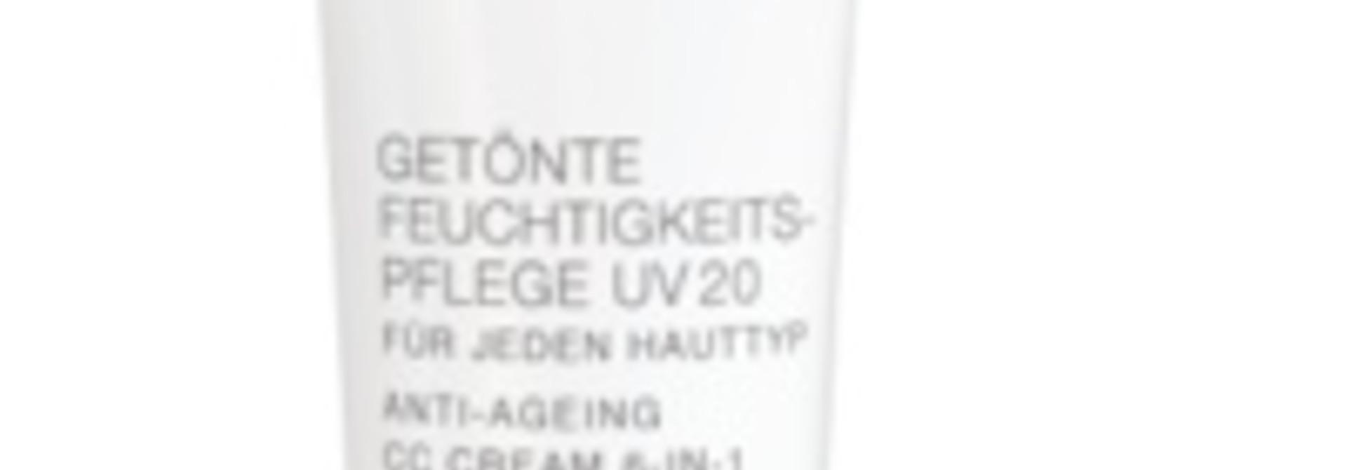 Getinte Dagverzorging UV20 Bronze 30 ml ongeparfumeerd
