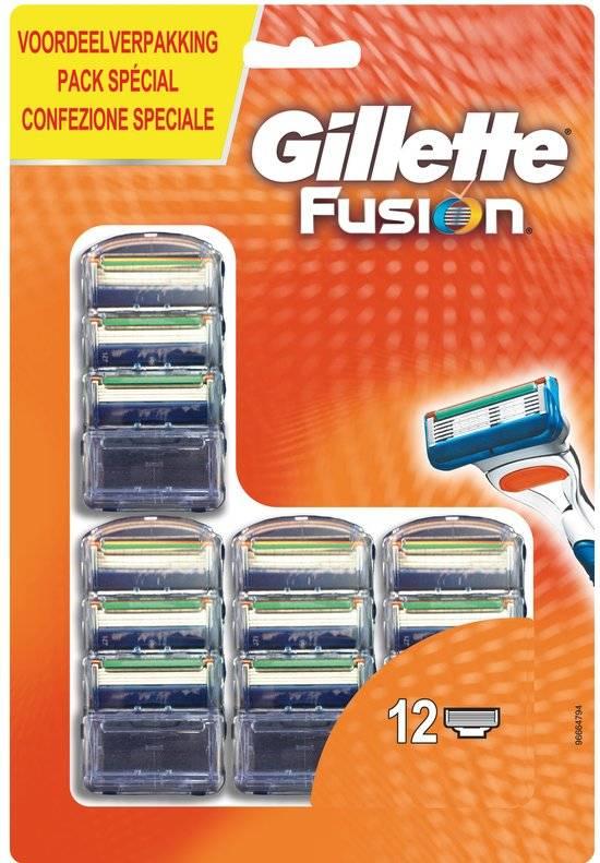 Gillette Fusion 12 stuks-1