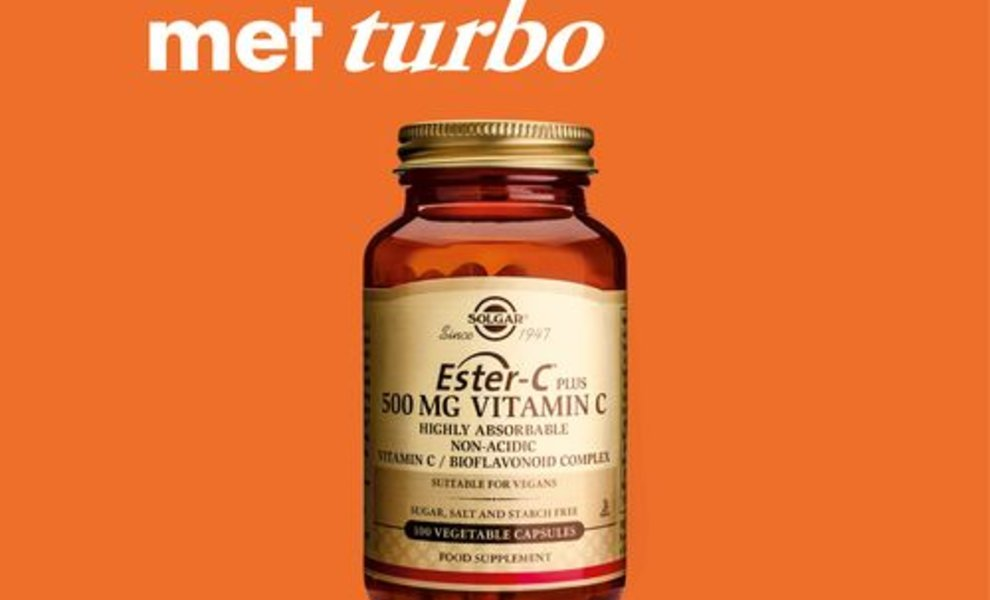Vitamine C met turbo
