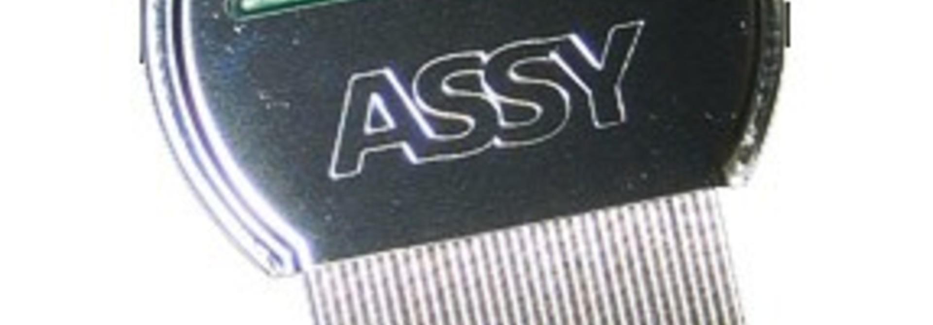 Assy Netenvreter (kam) 1 stuk