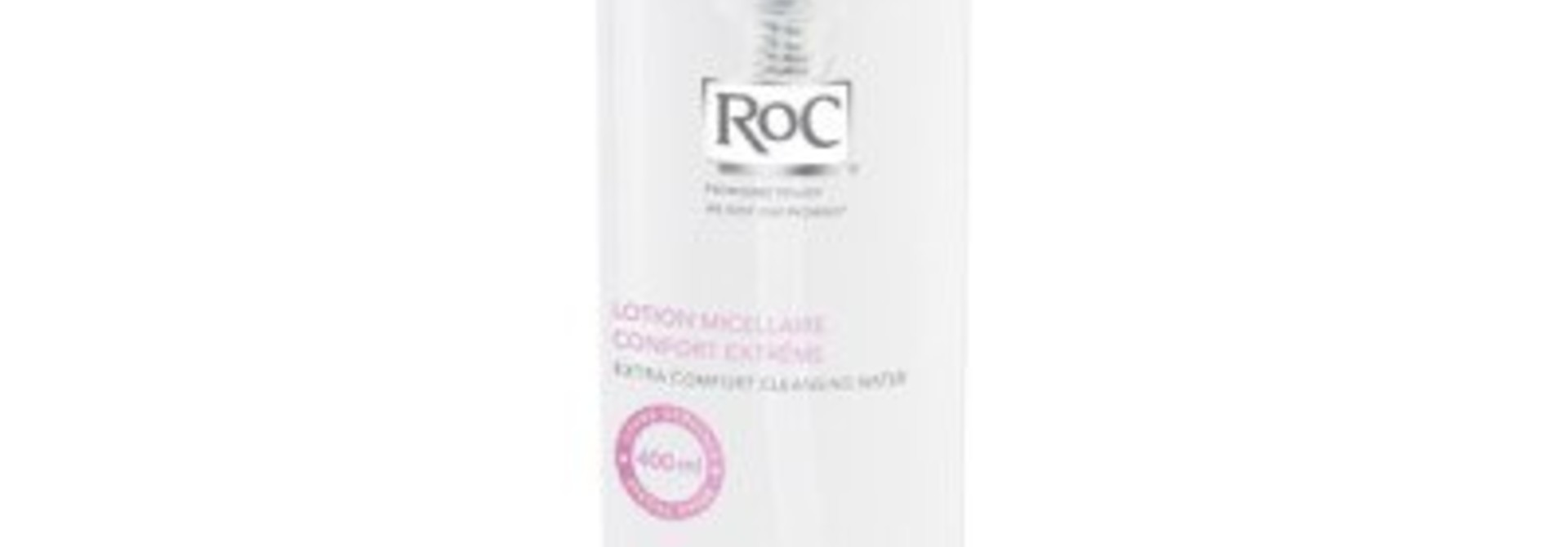 Roc Facial Cleansing Water Sensitive Skin 400 ml