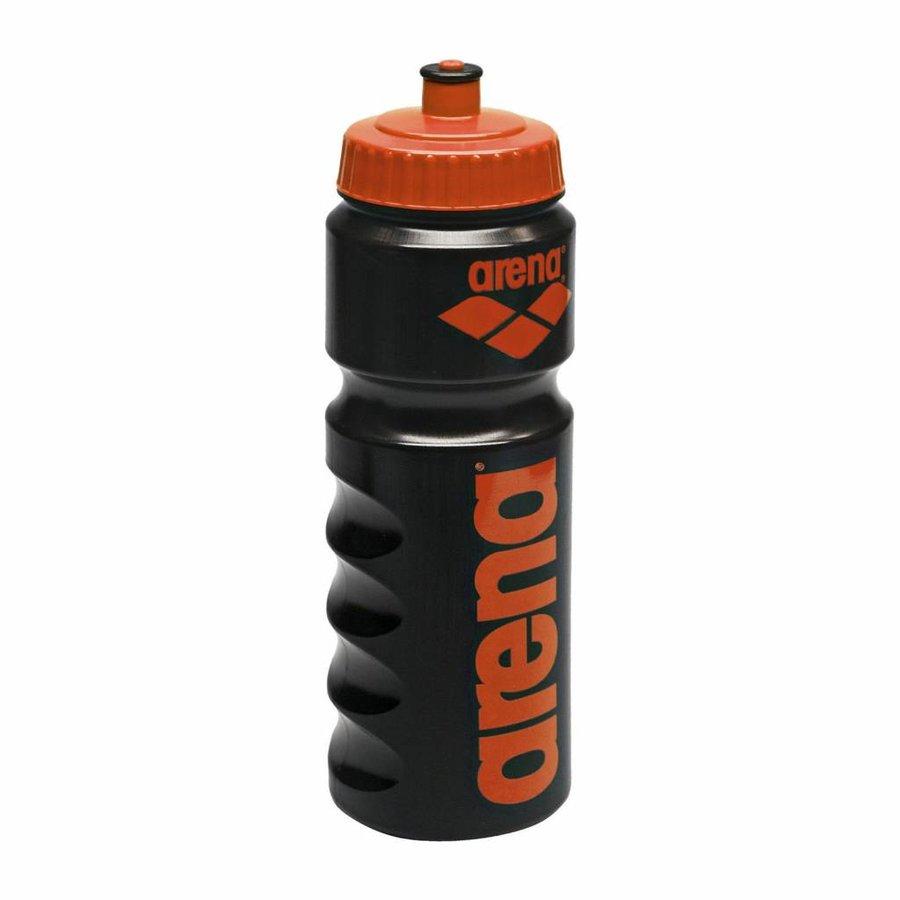 Arena Bidon 750ML Zwart-Oranje