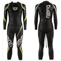 Arena Wetsuit Carbon Black Full Suit Heren