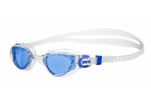 Arena Zwembril Cruiser Soft Junior Blauw