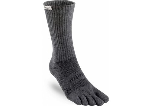 Injinji Trail Midweight Socks C Coolmax Granite