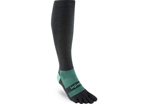 Injinji Compression Over The Calf Black