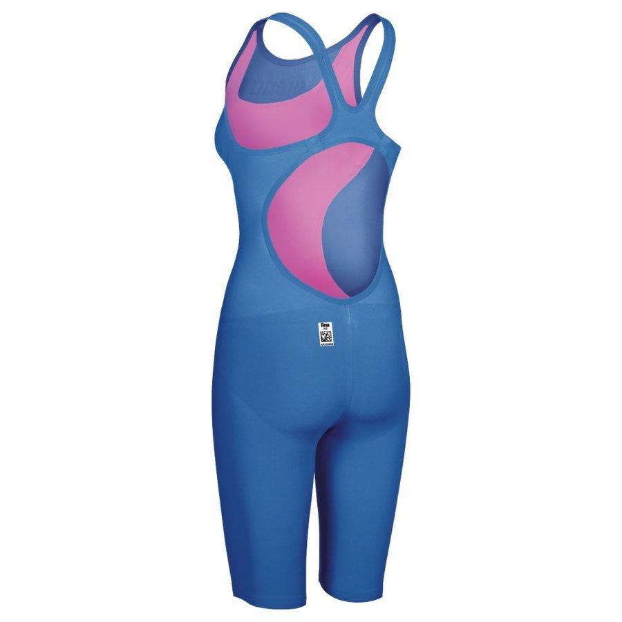 Arena Powerskin R-Evo One Blauw-Roze