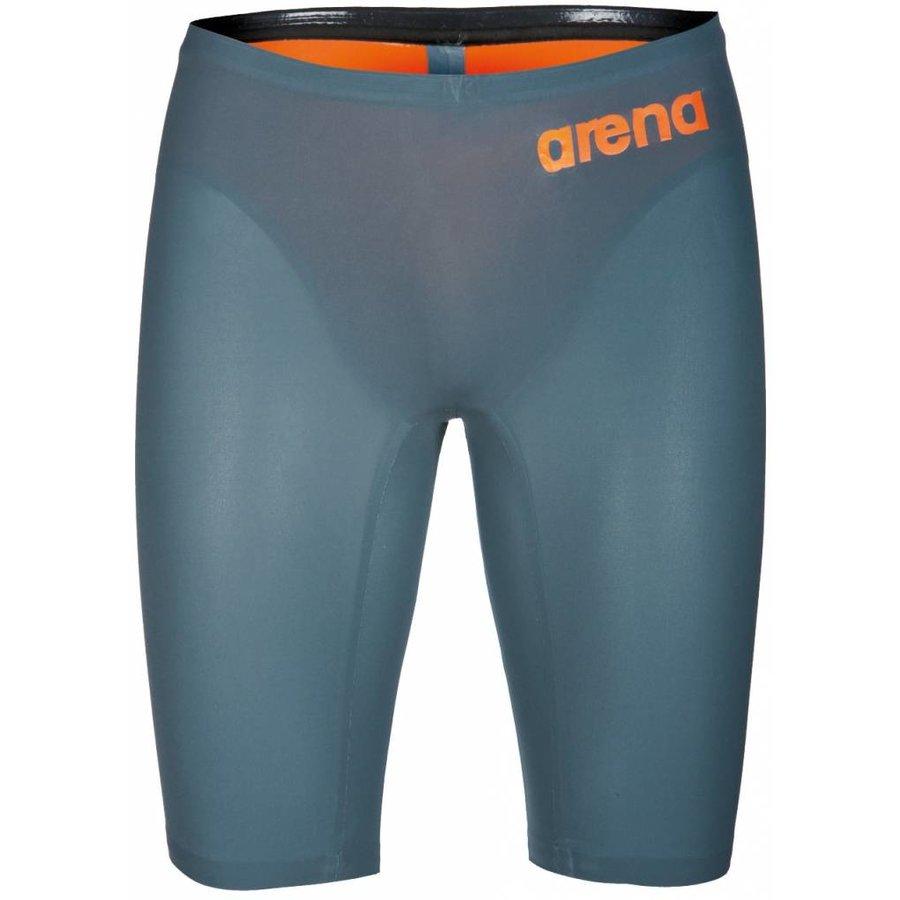Arena Powerskin R-Evo One Jammer Grijs-Oranje
