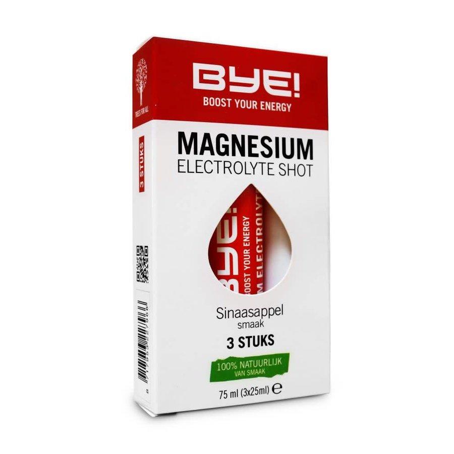 BYE Magnesium Shot 3 x 25ML