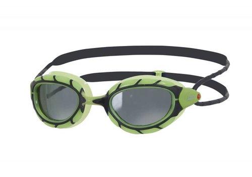 Zoggs Zwembril Predator Polarized  Smoke Groen