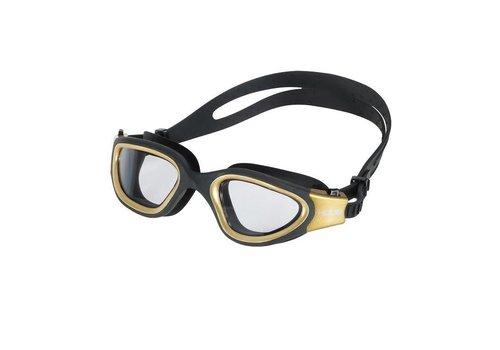 HUUB Zwembril Aphotic Black/Gold