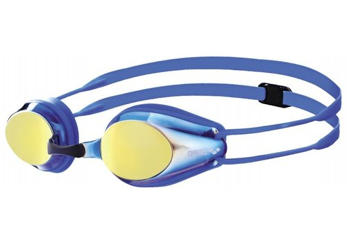 Arena Zwembril Tracks Junior Blauw-Revo-Geel