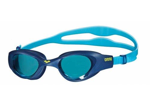 Arena zwembril The One Jr lichtblauw-blauw
