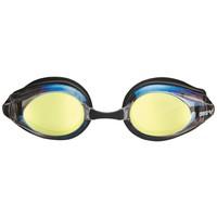 Arena Zwembril Tracks Spiegel Goud-Zwart-Zwart