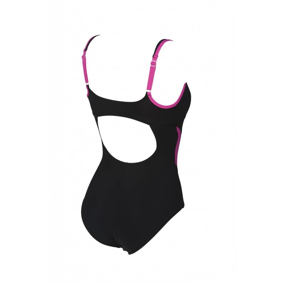 Arena Badpak Agate Strap Back One Piece C-cup