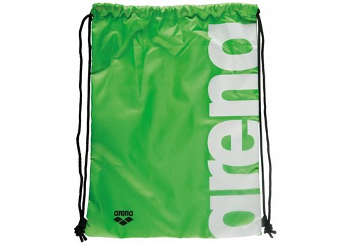 Arena Fast Swimbag Lime-Wit