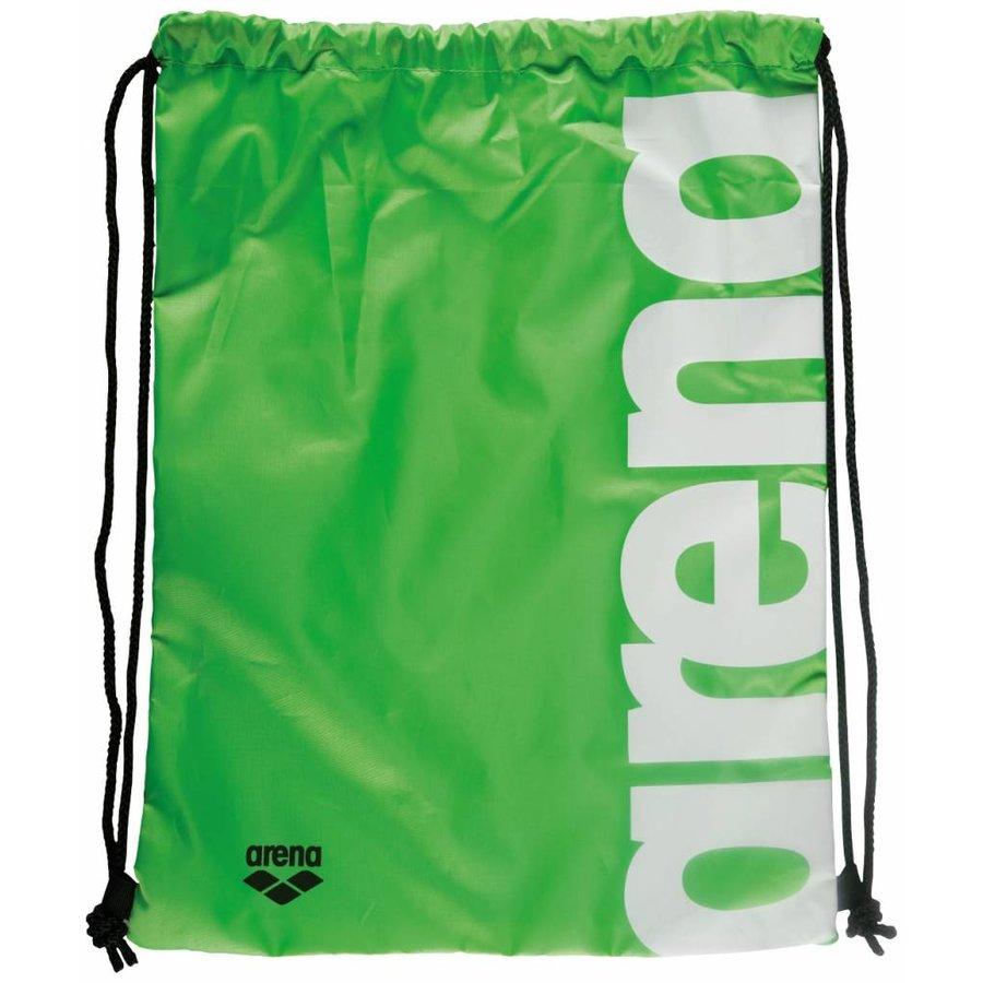 Arena Fast Swimbag Lime-Wit