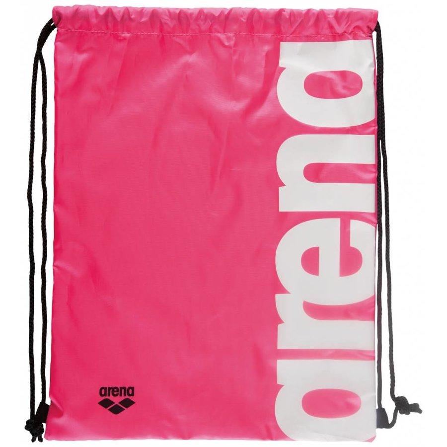 Arena Fast Swimbag Fuchsia-Wit