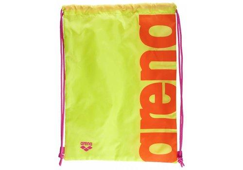 Arena Fast Swimbag Fluo-Geel-Oranje