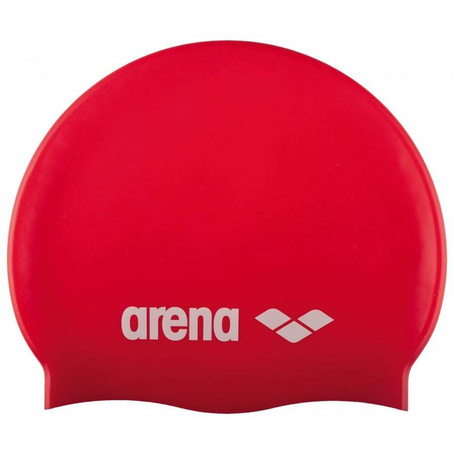 Arena Badmuts Junior Klassiek Rood