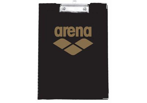 Arena Clipboard Zwart-Goud