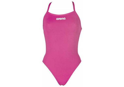 Arena Badpak Solid Lightech High Fresia-Rose-Wit