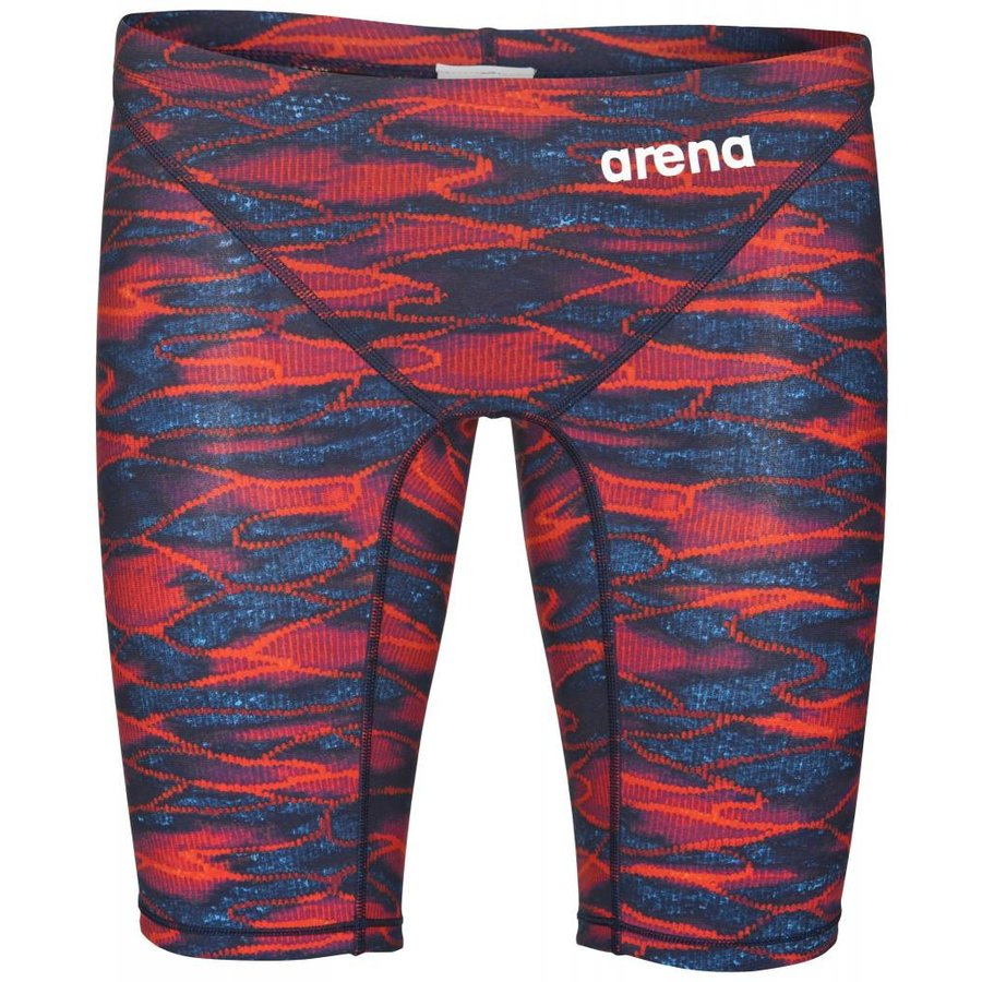 Arena Powerskin ST 2.0 Jammer Limited Edition Blauw-Rood