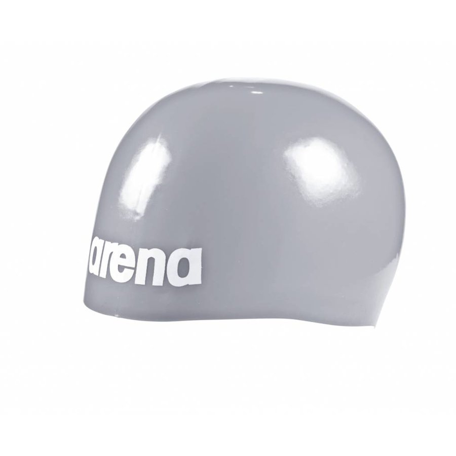 Arena Badmuts Moulded Pro II Silver