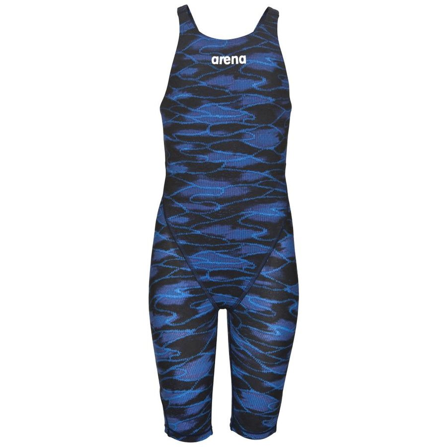 Arena Powerskin ST 2.0 Junior Limited Edition Blauw-Royal