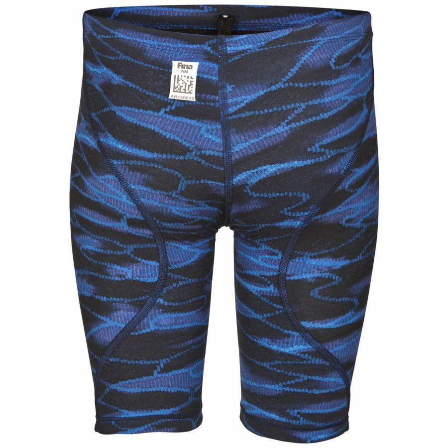 Arena Powerskin ST 2.0 Jammer Junior Limited Edition Blauw-Royal