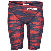 Arena Powerskin ST 2.0 Jammer Junior Limited Edition Blauw-Rood