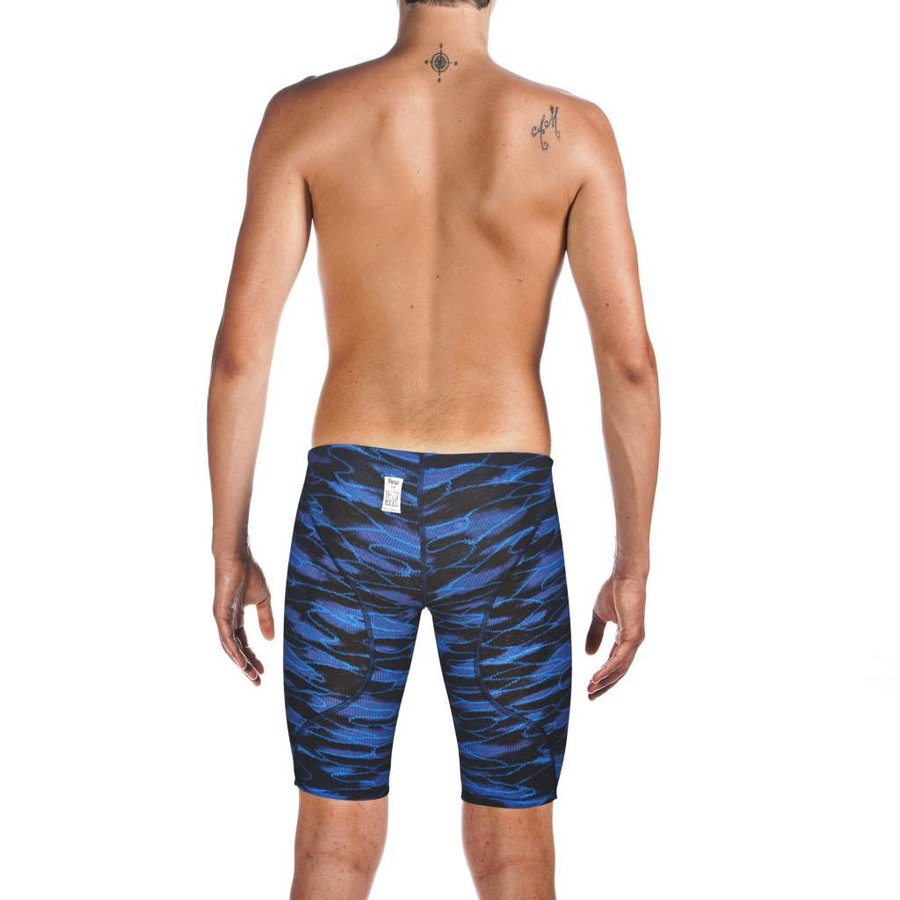 Arena Powerskin ST 2.0 Jammer Limited Edition Blauw-Royal